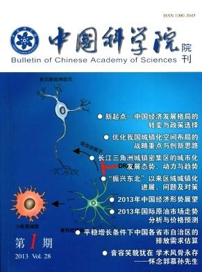 中国科学院院刊期刊