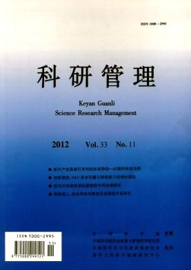 科研管理期刊