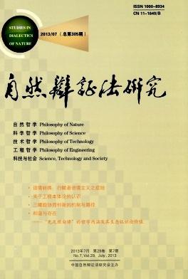 自然辩证法研究期刊