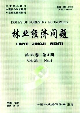 林业经济问题